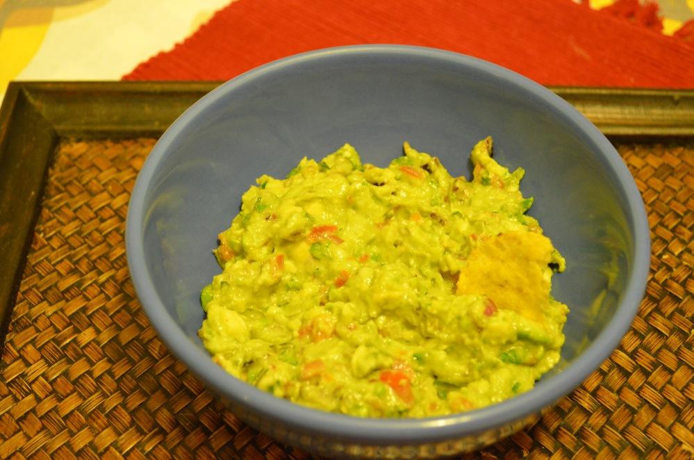 க்வாக்கமோலே  guacamole.---அவகேடோவின் ருசி. (2/6)