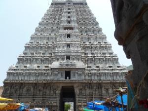 திவண்ணாமலை ராஜகோபுரம்.