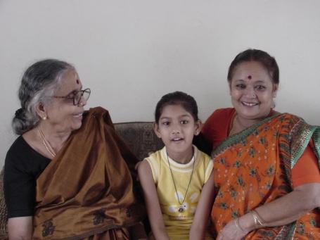 பத்து வருஷங்களுக்குமுன் நானும்,நேபால் சினேகிதி கங்கா கார்கியும்