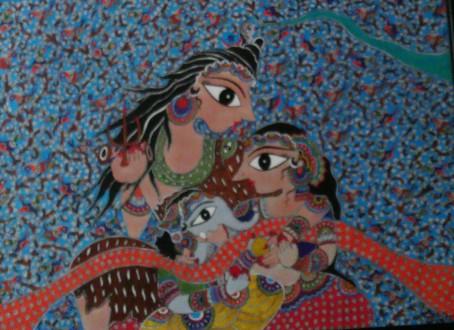 சிவ பார்வதி கணேஷ்